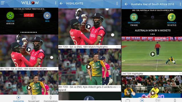 LIVE CRICKET TV APP FOR ANDROID APK