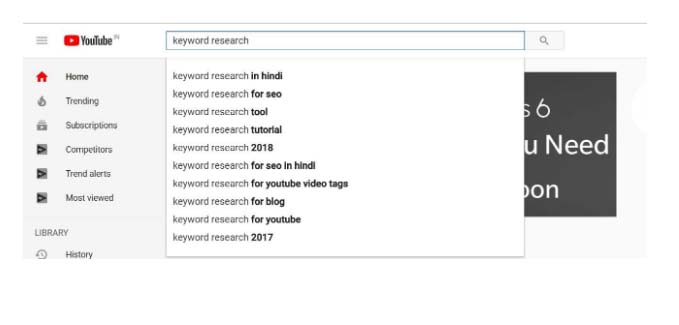 5 best Advance keyword Research tips - seo keyword research tips