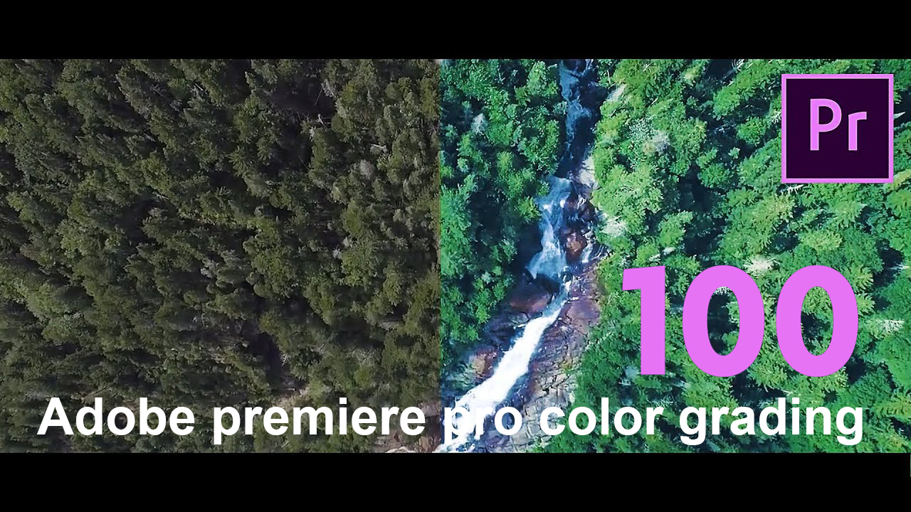 adobe premiere color grading | premiere pro color grading pack download