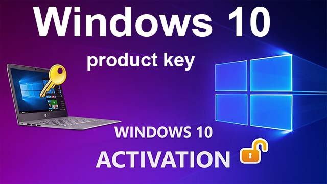 Windows 10 Product Keys (All Versions) 100% Working