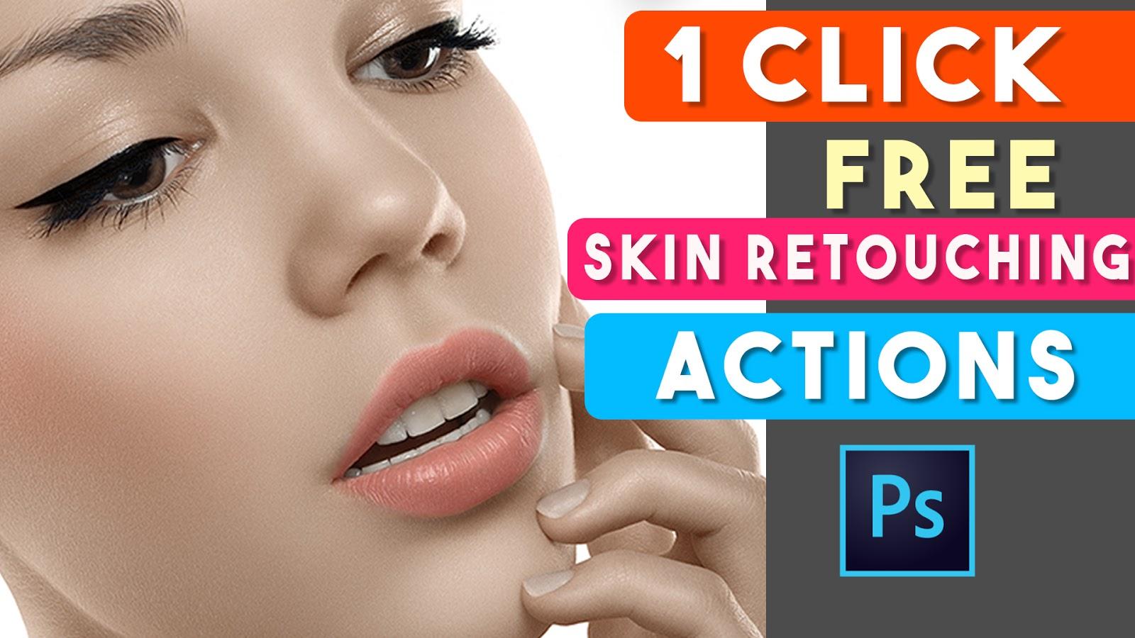 photo editor in photoshop skin retouching free Download