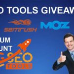 Ahrefs,MOZ,Semrush,SEO tools giveaway by Tech to Amjad