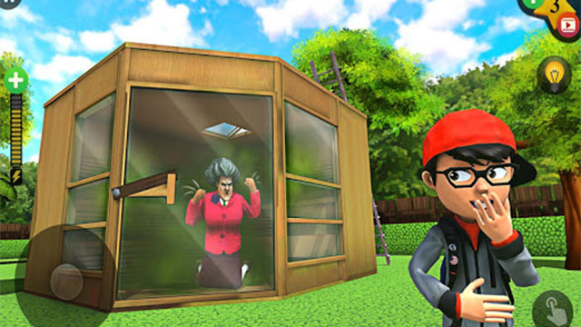 scary teacher game online