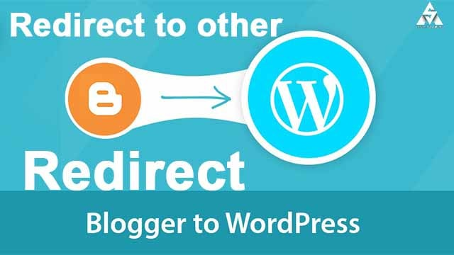 redirect blogger to wordpress | redirect blogger blog