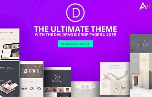 The Most Popular WordPress Themes DiviFree Download
