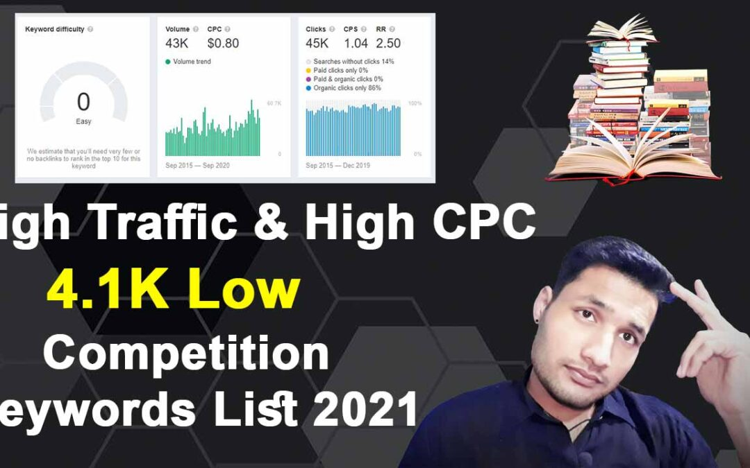 low competition keywords finder | low competition keywords list 2021 | low competition keywords with high traffic